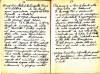 Diario dell'Istituto Lorenzo Prinotti, 1943. ASCT, Fondo Prinotti cart. 31 fasc. 11, 10, pp. 84-85. © Archivio Storico della Città di Torino