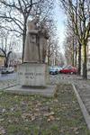 Monumento a San Giuseppe Cafasso. Fotografia di Ravani&Ficarra per Associazione Volarte.