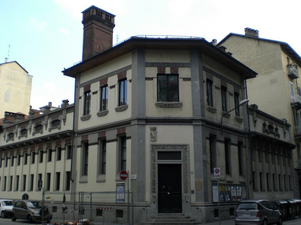 Bagni municipali via dego museotorino