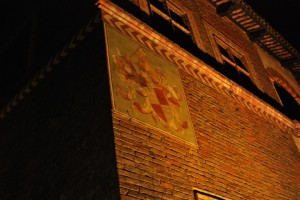 Particolare del Borgo Medievale. Fotografia di Ivan Vittone, 2010. © MITO SettembreMusica