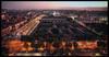 Panoramica delle ex Carceri Le Nuove dal futuro grattacielo Intesa Sanpaolo. Fotografia di Michele D'Ottavio, 2009. © MuseoTorino