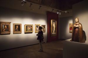 Mostra: I mondi di Riccardo Gualino collezionista e imprenditore. Torino, Musei Reali, Sale Chiablese. Fotografia di Daniele Bottallo, 2019