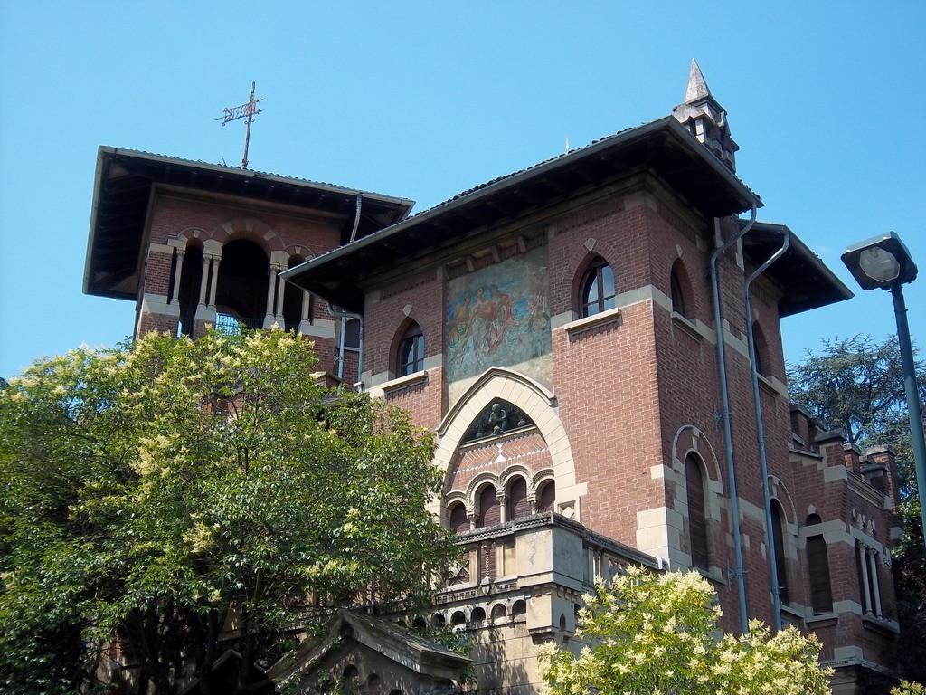 Villa arduino museotorino for Palazzo villa torino