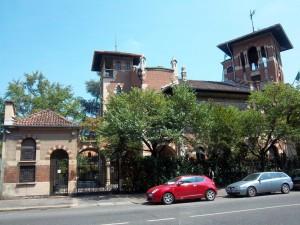 Paolo Napione, Villa Arduino, 1928. Fotografia L&M, 2011