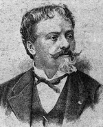 Alberto Pasini (Busseto 1826 - Cavoretto, Torino, 1899)