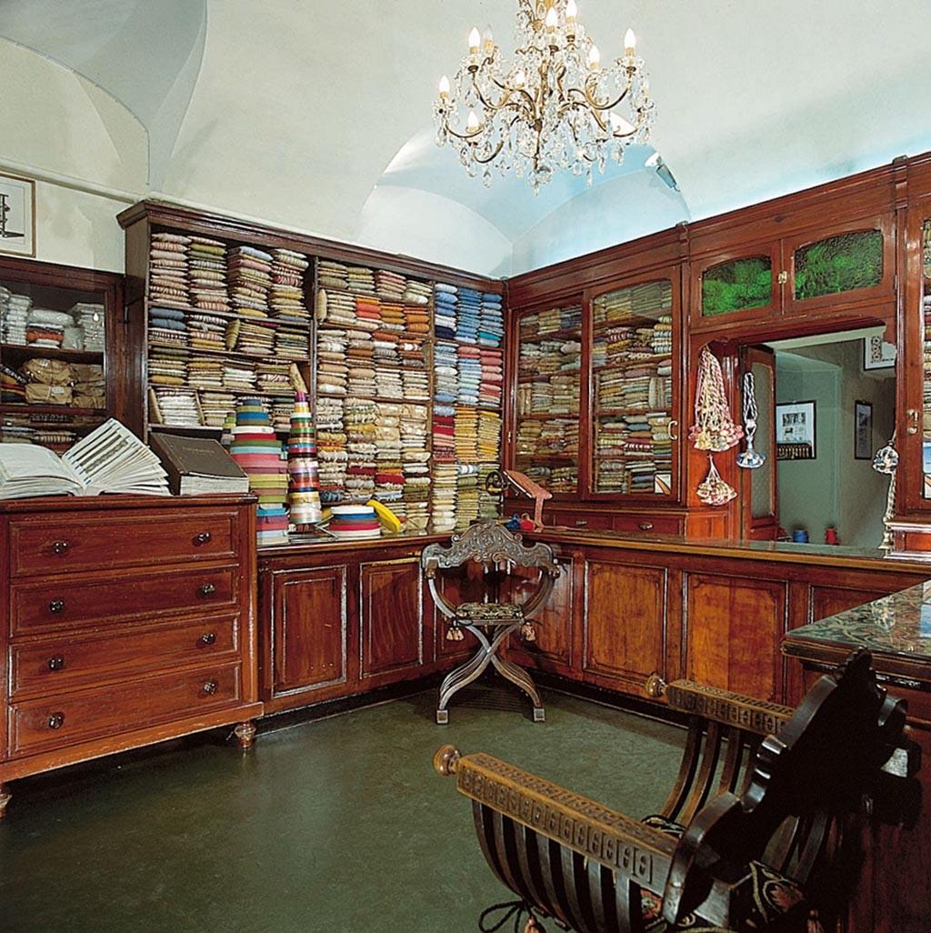 Antica Fabbrica Passamanerie Massia Vittorio.Antica Fabbrica Passamanerie Massia Vittorio Museotorino