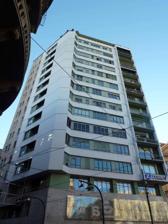 Guida all 39 architettura moderna di torino museotorino for Foto appartamenti moderni