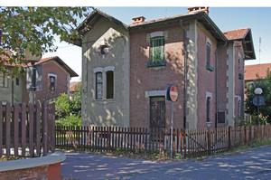 Villaggio Leumann. Fotografia di Dario Lanzardo, 2010. © MuseoTorino