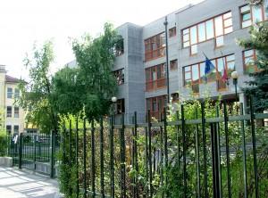 Scuola elementare Alessandro Manzoni. Fotografia di Paola Boccalatte, 2013. © MuseoTorino