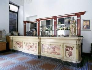 ex Caffè Bogino, interno, Fotografia di Marco Corongi, 2005 ©Politecnico di Torino