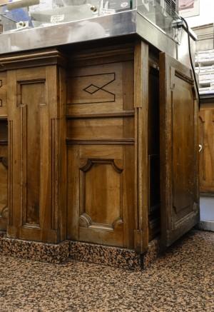 Pasticceria Gertosio, particolare dell'interno, 2017 © Archivio Storico della Città di Torino