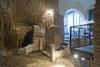 La cripta della chiesa di Santa Maria. Museo diocesano. Fotografia di Marco Saroldi, 2010. © MuseoTorino.