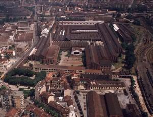 Ex stabilimento Teksid, ex Ferriere Fiat Valdocco