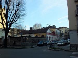 Ex centro sociale l'Asilo occupato, già Scuola materna (ex asilo infantile) principe di Napoli