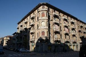 Casa di abitazione via verres 22 museotorino for Piani di casa del fienile a una sola storia