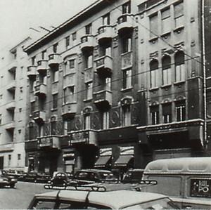 Edificio di civile abitazione - Via Cibrario 62