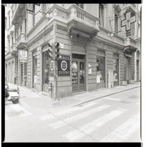 Farmacia Solferino, già San Giuseppe, esterno, 1998 © Regione Piemonte