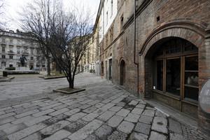 Casa Broglia (già Albergo della Corona Grossa). Fotografia di Paolo Gonella, 2010. © MuseoTorino