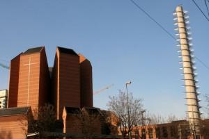 Chiesa del Santo Volto. Fotografia di Gianluca Platania, 2006. © Città di Torino