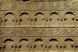 Lastra proveniente dalla chiesa di San Salvatore. Palazzo Madama - Museo Civico d'Arte Antica. Fotografia di Paolo Gonella, 2010. © MuseoTorino.