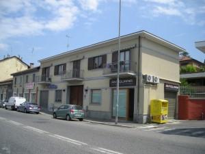 Edificio di civile abitazione e magazzino in corso Moncalieri 283
