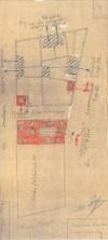Bombardamenti aerei. Censimento edifici danneggiati o distrutti. ASCT Fondo danni di guerra inv. 2419 cart. 48 fasc. 11. © Archivio Storico della Città di Torino