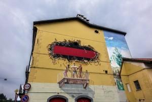 Autore non identificato, murale senza titolo, via Garelli