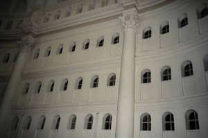 Chiesa con cubicoli. Collezione privata Toppino.