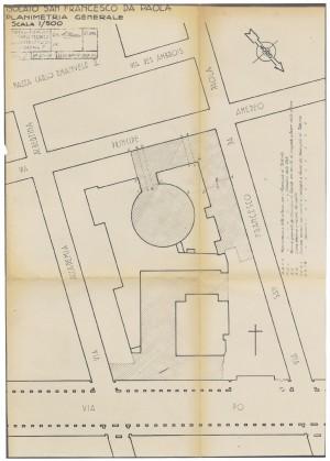 Isolato San Francesco da Paola © Archivio Storico della Città di Torino