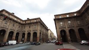 Quartieri Militari - ex caserme negli isolati dei Santi Celso e Daniele