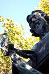 Francesco Sassi, Monumento a Felice Govean (particolare), 1906. Fotografia di Mattia Boero, 2010. © MuseoTorino.