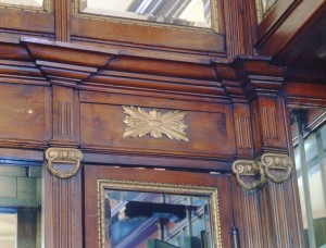 Giordano, particolare interno, Fotografia di Marco Corongi, 2005 ©Politecnico di Torino