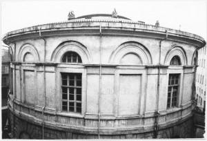La Rotonda di Talucchi, s.d. (ASCT, Archivio fotografico, fondo CRDC, 14D13_041) © Archivio Storico della città di Torino