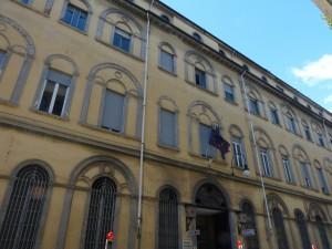 Edificio pubblico Ospedale Oftalmico Via Juvarra, 19. Fotografia di Anna Maria Colace, 2013