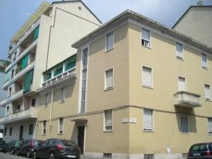 Edificio di civile abitazione in via Carlo Capelli 28