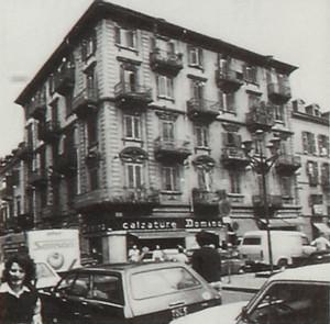 Edificio di abitazione civile e negozi