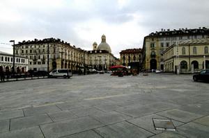 Piazza della Repubblica, detta Porta Palazzo, già Piazza Emanuele Filiberto