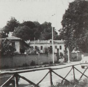 Villa Racchis, già Prebenda Saorgio