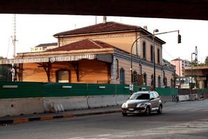 Stazione Dora da corso Principe Oddone, 2010