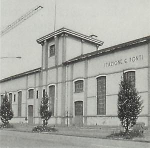 Stazione ENEL CPCIE - G. Ponti