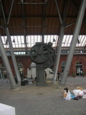 Cortile del Maglio, 2008. © Città di Torino