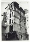 Via Principe Tommaso, Cinema Teatro Maffei.   Effetti prodotti dai bombardamenti dell'incursione aerea del 20-21 novembre 1942. UPA 1869_9B02-28. © Archivio Storico della Città di Torino