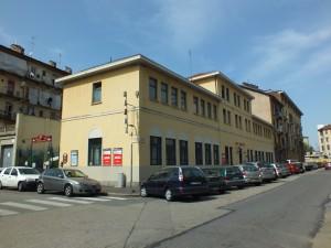 Bagni municipali in via Cherasco 10