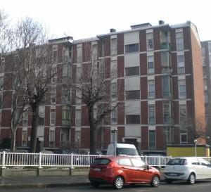 Quartiere corso Sebastopoli, INA-Casa
