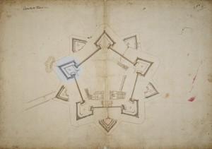 Bastione San Lazzaro (resti archeologici)