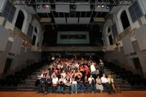 Teatro Astra. Fotografia di Gianluca Platania, 2011. © Città di Torino