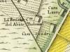 Cascina Casa Gilardoni Sondrio.Amedeo Grossi, Carta Corografica dimostrativa del territorio della Città di Torino, 1791, © Archivio Storico della Città di Torino