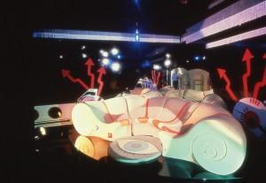 Studio65, installazione Babilonya all'Eurodomus del 1972, Torino © Archivio Studio65