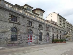 Murazzi del Po, CSA Murazzi. Fotografia di Paola Boccalatte, 2013. © MuseoTorino