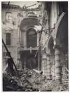 Via Giovanni Giolitti (già Via Mario Gioda 26), Palazzo delle Corporazioni. Effetti prodotti dai bombardamenti dell'incursione aerea dell'8 dicembre 1942. UPA 2653_9C04-10. © Archivio Storico della Città di Torino